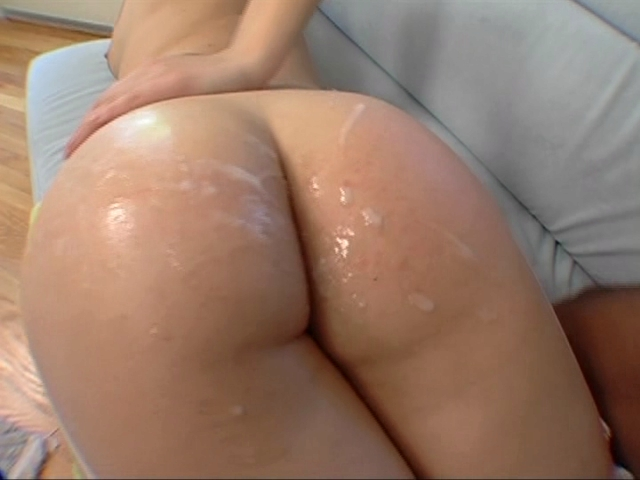 Phat ass white pussy